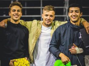 """Noteikti Latvijas futbola pārstāvji """"Panna 1vs1 International"""" turnīram"""