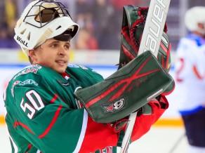 """""""Dinamo"""" pievienojas krievu vārtsargs Biļalovs"""