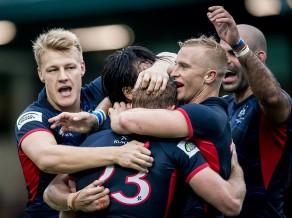 Honkonga uzvar ar 51:0 un cīnīsies par vietu Pasaules kausā