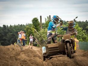 Variks/Daiders Viļakas motokrosā pārspēj Gorbenko un Rupeika ekipāžas