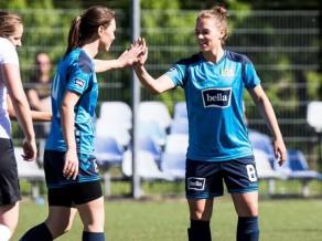 """""""Rīgas Futbola skola"""" zaudē arī Igaunijas otrajai spēcīgākajai komandai"""