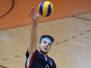 Volejbola izlases rindas papildinājis Aleksandrs Avdejevs