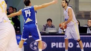 """BK """"Ventspils"""" izcīna otro uzvaru FIBA Eiropas kausā"""