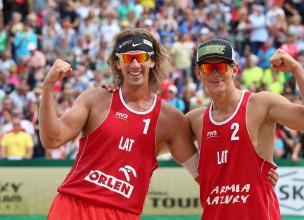 Pasaules čempionātā Latviju šovasar pārstāvēs tikai Samoilovs un Šmēdiņš