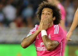 """Madrides """"Real"""" no 2:0 ar 2:4 zaudē """"Real Sociedad"""""""