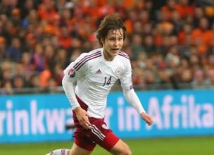 """Jānis Ikaunieks tuvu pārejai uz Francijas """"Ligue 1"""" klubu """"Metz"""""""