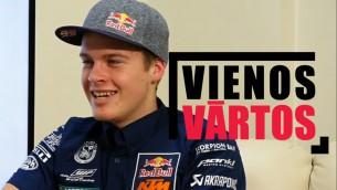 Video: Jonass par darbu, popularitāti, jau sasniegto un pārmaiņām KTM