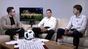Video: Olijars par fizisko sagatavotību futbolā, disciplīnu un… smēķēšanu