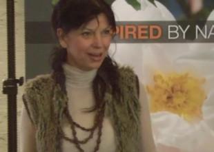 """Video: Aina Poiša: """"Strādājot dārzā mēs kopjam savu dvēseli"""""""