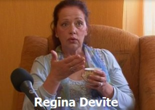 """Video: Regīna Devīte:""""Džuljeta man vairs nedraud, tāpēc Zentai esmu tikai pateicīga"""". Videointervija"""