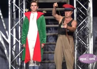 Video: MAZAIS PRINCIS Latvijas Jaunatnes teātrī. Izrādes fragmenti