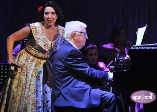 Video: Turpinās Raimonda Paula jubilejas koncerti Latvijas Nacionālajā teātrī
