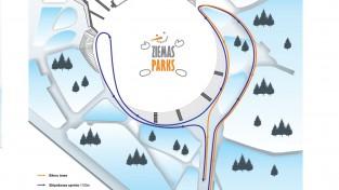 """""""Sportland"""" slēpošanas svētkos sola aizraujošas trases un vērtīgu balvu fondu!"""