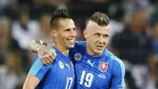 """Slovāki nosauc """"Euro 2016"""" sastāvu, Noišteters saņem Krievijas pasi"""