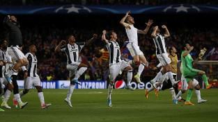 """""""Juventus"""" grauj un izcīna sesto titulu pēc kārtas"""