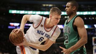 """Porziņģis varētu tikt aizmainīts uz """"Celtics"""""""