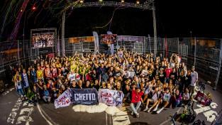 """""""Ghetto Basket"""" 9. sezonas superfinālā triumfē Rīgas komanda """"Kūsiņā iekšā"""""""