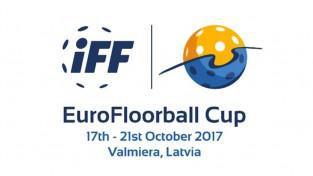 """Šonedēļ Valmierā notiks """"EuroFloorball"""" kausa izcīņas turnīrs"""