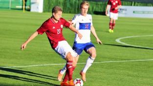 Fjodorovam pirmie vārti izlasē, Latvija atspēlējas pret Fēru salām