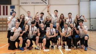 """""""Salaspils FK"""" spēlēs pasaulē lielākā frisbija turnīra finālā"""