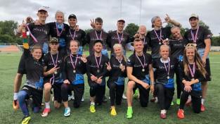 """""""Salaspils FK"""" ar sudraba medaļām debitē turnīrā """"Windmill"""""""