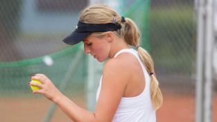 Marcinkeviča ar četrām mačbumbām zaudē ITF turnīrā Čehijā