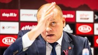 Pātelainens nolemj neturpināt darbu ar Latvijas izlasi
