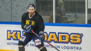 """""""Kurbadam"""" pievienojas pagājušajā sezonā KHL spēlējušais Šerbatovs"""