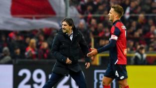 """Itālijas klubs """"Genoa"""" trešo reizi divu gadu laikā atlaiž horvātu Juriču"""