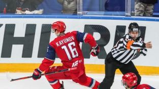 """""""Lokomotiv"""" jaunietim 13 spēļu sods par rupju spēka paņēmienu un sitienu tiesnesim"""