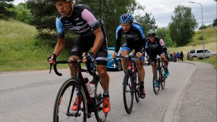 Latvijā pēc gada pārtraukuma būs UCI līmeņa šosejas riteņbraukšanas komanda