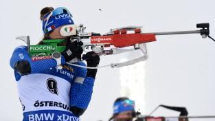 Sniegā un vējā triumfē Vīrere, Bendikai masu startā 27. vieta
