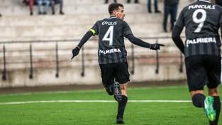 """Daugavpilieši neizmanto iespējas, """"Valmiera Glass/ViA"""" sāk sezonu ar uzvaru"""