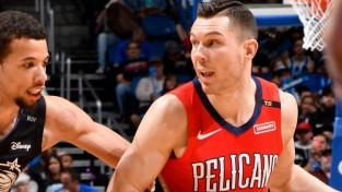 """Dairis iemet trīs punktus """"Pelicans"""" zaudējumā pagarinājumā"""