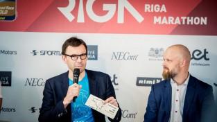 Rīgas maratonā uz Tokijas Olimpiādi tēmēs tikai viens sportists