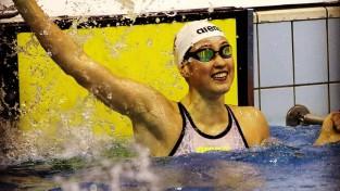 Maļuka Eiropas čempionātā īsajā baseinā izcīna 30. vietu 200 metru brīvajā stilā