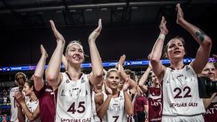 Paldies, dāmas! Latvijas jaunais sastāvs neaptur nobriedušo Zviedriju