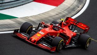 Leklērs sakauj konkurentus Beļģijas F1 posma kvalifikācijā