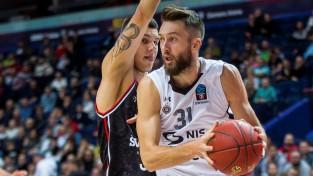 """Peiners mājās uzvar Helmani, """"Partizan"""" rezervē vietu Eirokausa """"Top 16"""""""