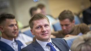 Gaidels pamet valdi un kļūst par Latvijas Futbola federācijas izpilddirektoru