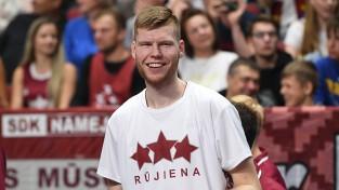 Valmieras un Vidzemes basketbols atklātā vēstulē pauž atbalstu Vējonim