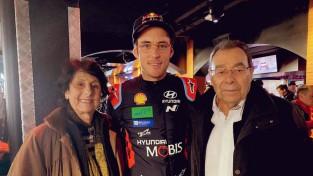 Noivils pēc uzvaras Montekarlo WRC rallijā labdarības organizācijai ziedo 10 000 eiro