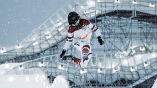 """Justīnei Zonnei ceturtā vieta visprestižākajās """"Red Bull Ice Cross"""" sacensībās"""