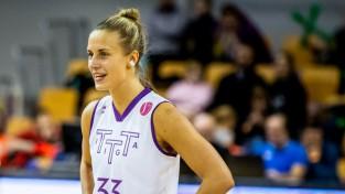 Kitija Laksa WNBA debijai turpinās gatavoties TTT rindās