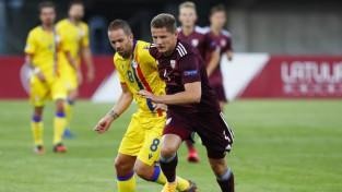 Pozitīvs Covid-19 tests Latvijas izlases aizsargam Dubram