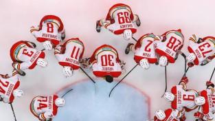 """Skvorcova """"Kunlun Red Star"""" izcīna šosezon pirmo uzvaru uz ledus"""