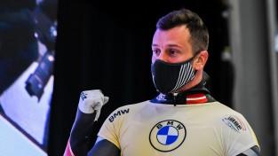 Martinam Siguldas trases rekords, brāļiem Dukuriem dubultuzvara