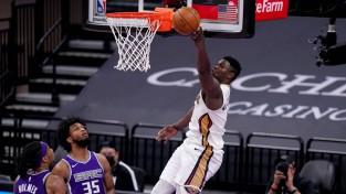 """Foksa 43 punkti neglābj """"Kings"""", """"Clippers"""" sagrauj """"Pacers"""""""