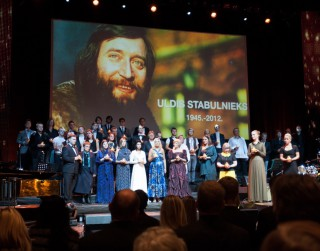Notiks Ulda Stabulnieka jubilejas atceres vakars