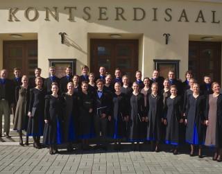 """Koris """"Maska""""triumfē prestižajā Tallinas koru konkursā"""